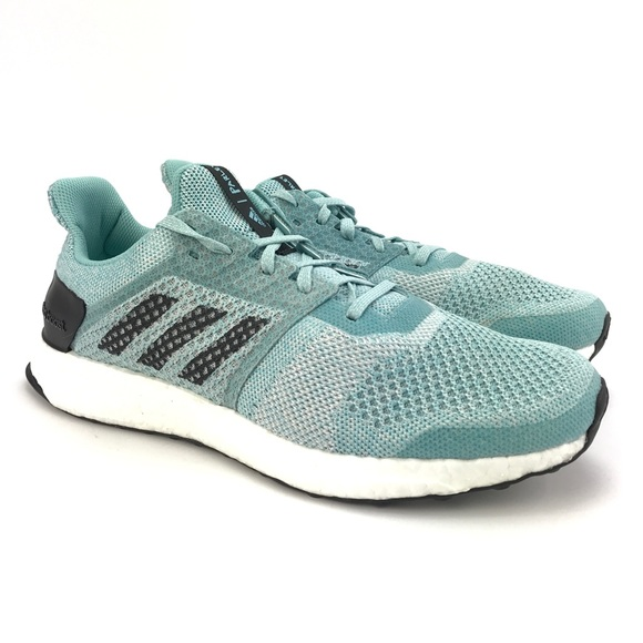 finest selection 35409 2a5c8 Adidas Womens Ultraboost ST Parley Running Shoes NWT